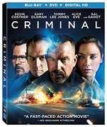 Criminal , Kevin Costner