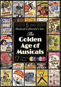 The Golden Age of Musicals (17 Classic Films) , Fred Astaire
