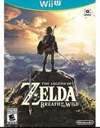 The Legend of Zelda: Breath of the Wild for Nintendo Wii U