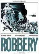 Robbery , Stanley Baker