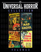 Universal Horror Collection, Vol. 2 , Lionel Atwill