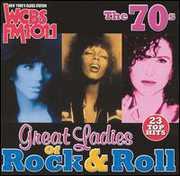 WCBS FM101.1: Great Ladies Of Rock N Roll The 70's