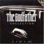 The Godfather Collection !, II & III (Gold Disc) (Original Soundtrack) [Import]