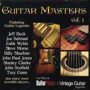 Guitar Masters 1 /  Various , Various Artists