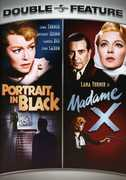 Portrait in Black /  Madame X , Lana Turner