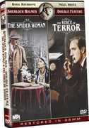 The Spider Woman /  Sherlock Holmes and the Voice of Terror , Basil Rathbone