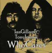 Who Cares , Tony Iommi