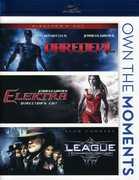 Daredevil /  Elektra /  The League of Extraordinary Gentlemen