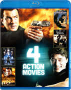 Vol. 4-4-Film Action Pack , Steven Seagal