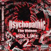 Psychopathic: The Videos 2 /  Varios [Explicit Content]