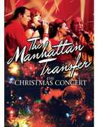 Christmas Concert , The Manhattan Transfer