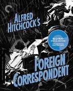 Foreign Correspondent (Criterion Collection) , Joel McCrea