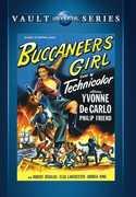Buccaneer's Girl , Robert Douglas