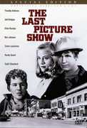 The Last Picture Show , Timothy Bottoms