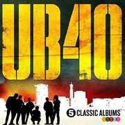 5 Classic Albums [Import] , UB40