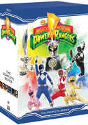 Mighty Morphin Power Rangers: The Complete Series , Amy Jo Johnson