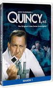 Quincy, M.E.: Season 1 , Jack Klugman