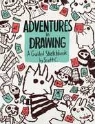 Adventures In Drawing: A Guided Sketchbook