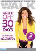 Leslie Sansone: Walk It Off In 30 Days