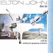 Live In Australia With The Melbourne Symphony Orchestra , Elton John