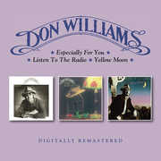 Especially For You /  Listen To The Radio /  Yellow Moon [Import] , Don Williams