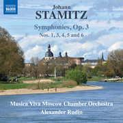 Symphonies 3 /  1 & 3-6