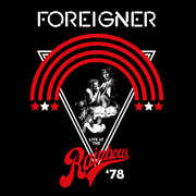 Live At The Rainbow '78 , Foreigner