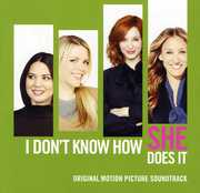 I Don't Know How She Does It (Original Soundtrack)