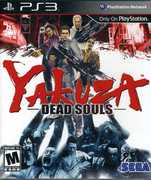 Yakuza Dead Souls for PlayStation 3
