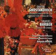Chamber Sym Op.110 Sym. Op.118 [Import] , Antonin Hradil
