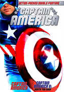 Captain America /  Captain America II: Death Too Soon , William Lucking