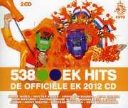 538 Ek Hits 2012 Official Ek CD /  Various [Import] , Various Artists