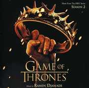 Game of Thrones: Season 2 (Music From the HBO Series) , Ramin Djawadi