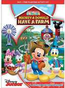 Mickey Mouse Clubhouse: Mickey and Donald Have and Farm , Martha Stewart