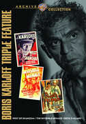 Boris Karloff Triple Feature , Alexia