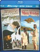 The Count of Monte Cristo /  Man Friday , Peter O'Toole