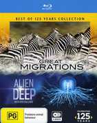 National Geographic: Great Migrations/ Alien Deep C [Import]