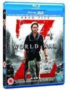 World War Z 3D [Import] , Daniella Kertesz