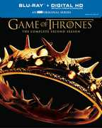 Game of Thrones: The Complete Second Season , Harry Lloyd