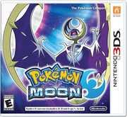 Pokemon Moon for Nintendo 3DS