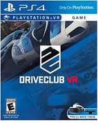 DriveClub: VR for PlayStation 4