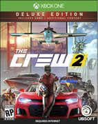 The Crew 2 - Deluxe Edition for Xbox One