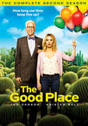 The Good Place: The Complete Second Season , Kristen Bell
