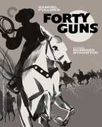 Forty Guns (Criterion Collection) , Barbara Stanwyck