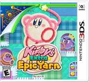 Kirby's Extra Epic Yarn for Nintendo 3DS