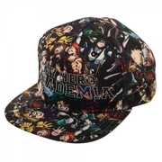 My Hero Academia All Over Print Sublimated Snapback Baseball Cap