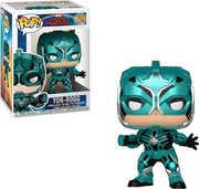 FUNKO POP! MARVEL: Captain Marvel - Star Command