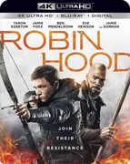 Robin Hood , Taron Egerton