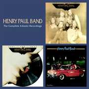 Complete Atlantic Recordings (2cd) , Henry Paul Band