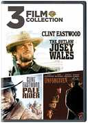 The Outlaw Josey Wales/ Pale Rider/ Unforgiven